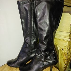 Spring women's mid-Calf boots Fall, Spring boots size 37 EUR 6.5 US
